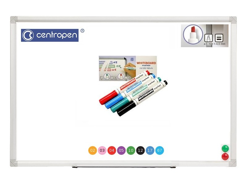 CENTROPEN marker za belu tablu 8569