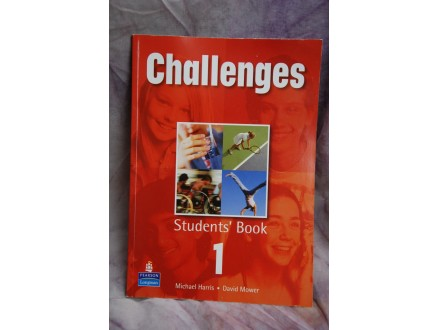 CHALLENGES - Engleski jezik - udzbenik