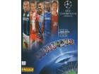 CHAMPIONS LEAGUE Liga šampiona 2010/2011 album, ceo set