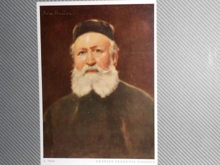 CHARLES FRANCOIS GOUNOD-1818-1893 -kompozitor ( IV-01 )