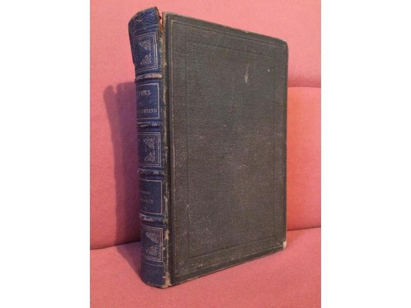 CHATEAUBRIAND - Histoire de france (1860)                            CHATEAUBRIAND - Histoire de france (1860)