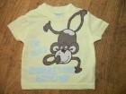 CHEROKEE slatka majica 0-3 M-kao NOVA