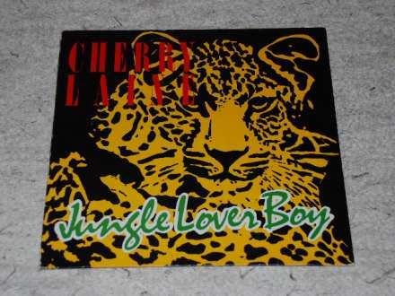 CHERRY LAINE - Jungle Lover Boy Italo Disco