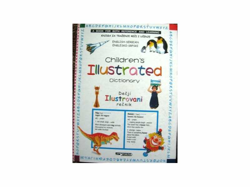 CHILDREN`S ILLUSTRATED DICTIONARY