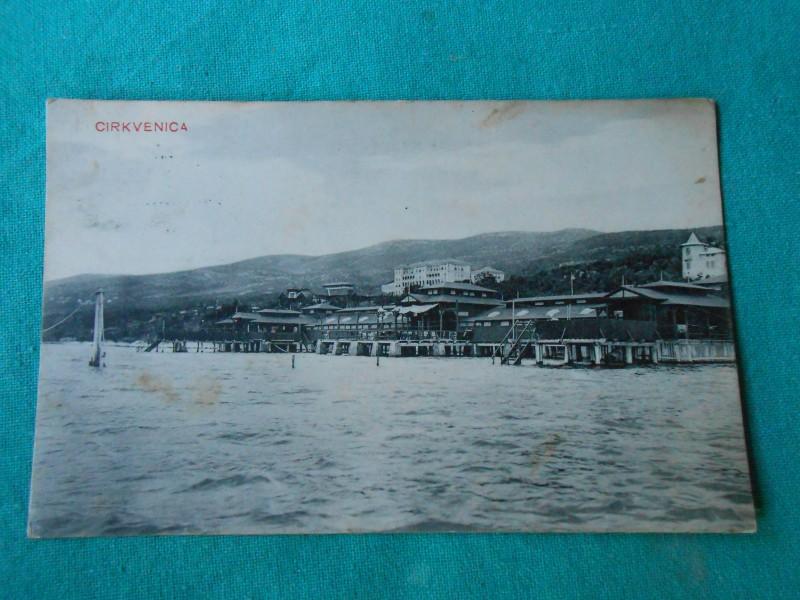 CIRKVENICA-1911./XX-22/