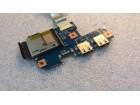 CITAC KARTICA + USB KONEKTORI ZA P/Bell EasyNote LM86 M