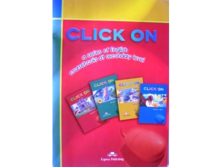 CLICK ON a series of English coursebooks at secondary