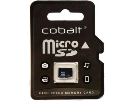 COBALT kartica MICRO SD 16gb klasa 4-Racun,Gar.list