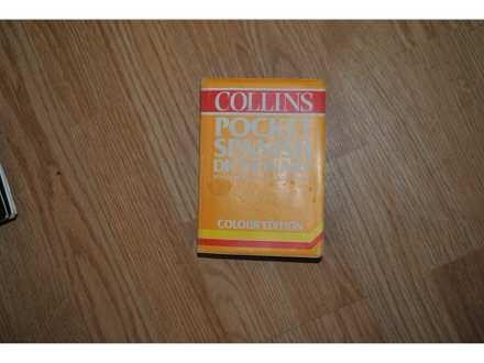COLLINS SPANISH-ENGLISH and ENGLISH-SPANISH DICTIONARY