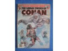 CONAN THE BARBARIAN - MARVEL MAGAZINE GROUP