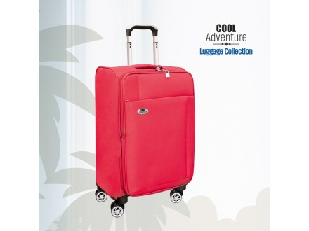 COOL Adventure kofer SC287 red