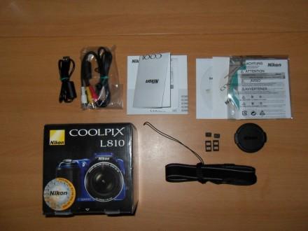 COOLPIX  NIKON L810
