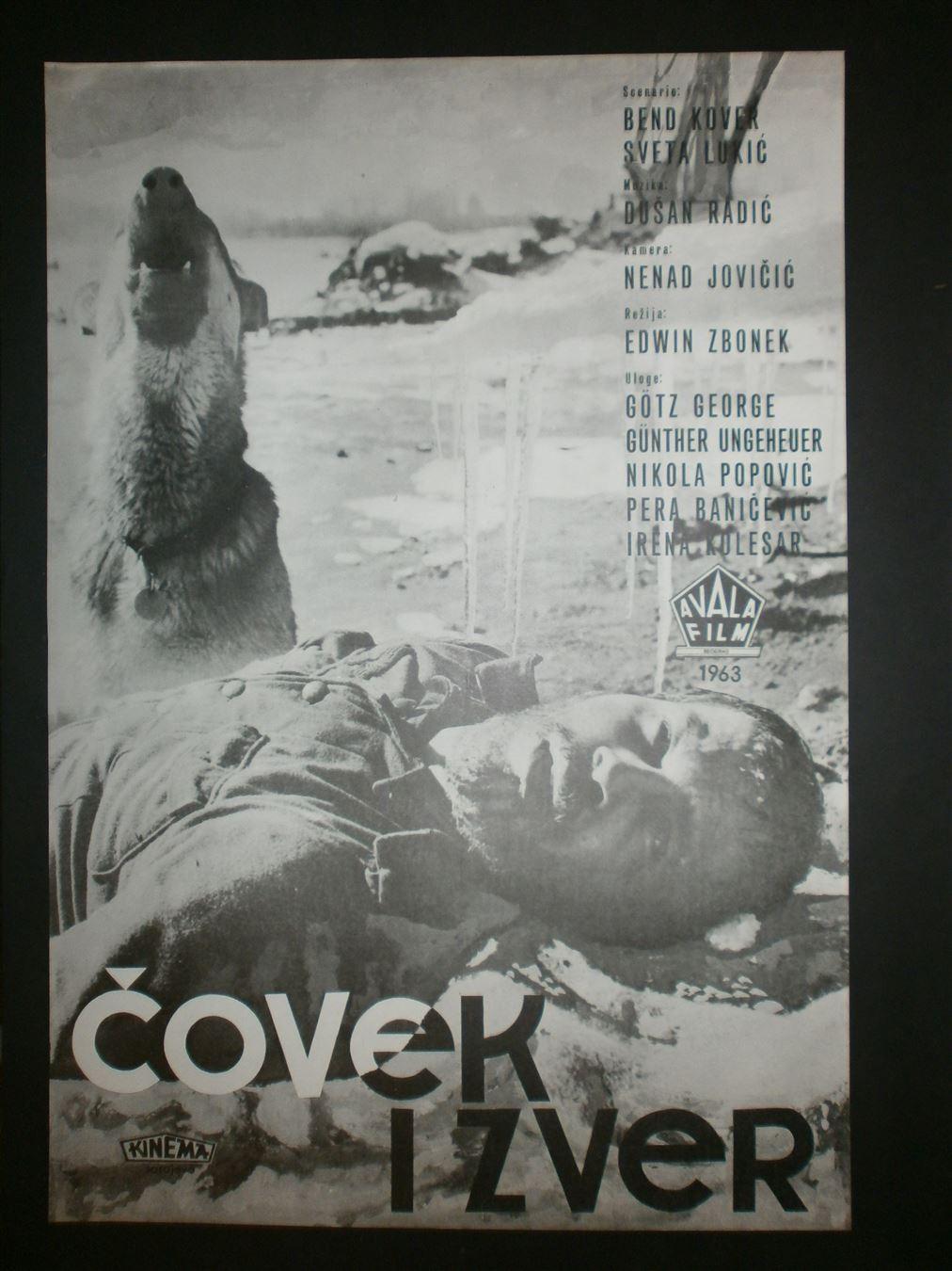 COVEK-I-ZVER-1963-Petar-Banicevic-FILMSK