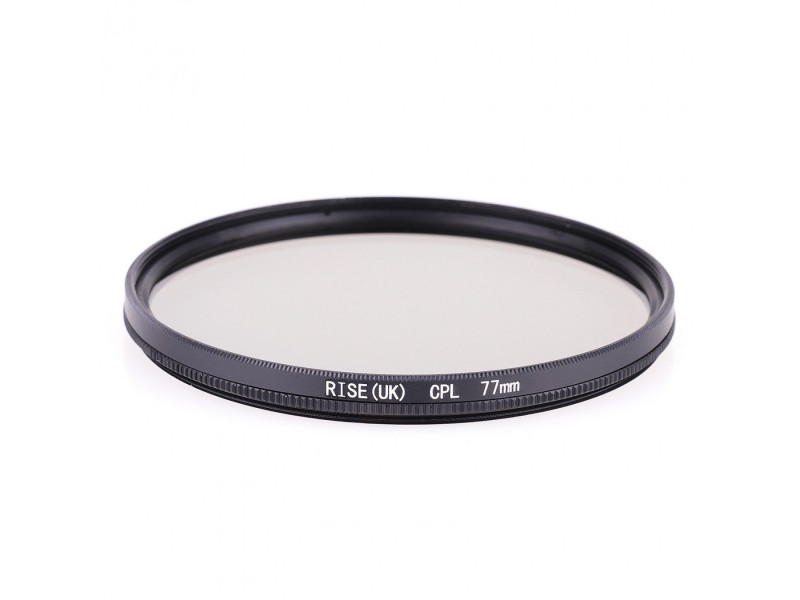 CPL filter 77mm Rise(UK)