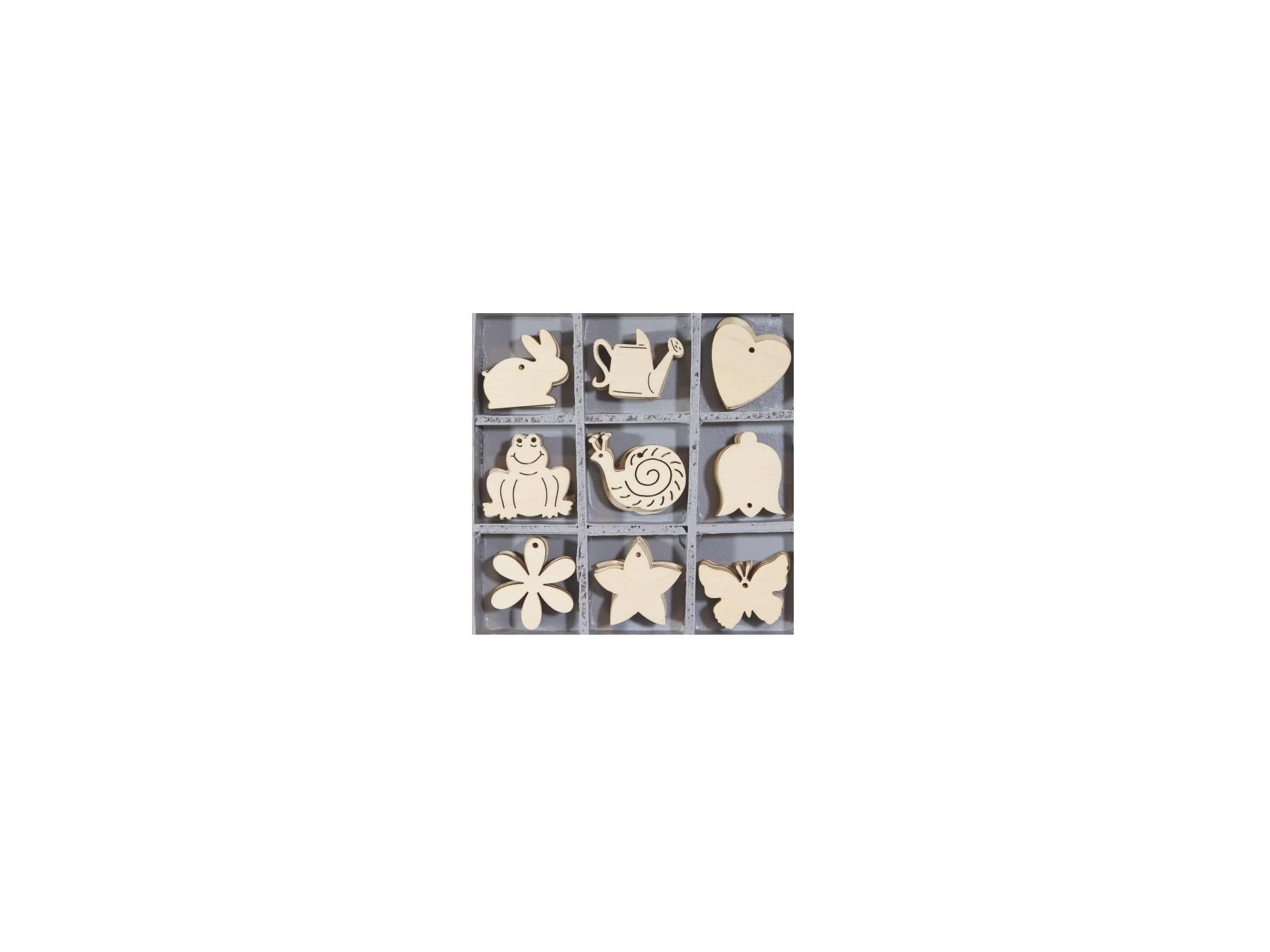 Creativ Deco Wood Ornament 18521 36552767