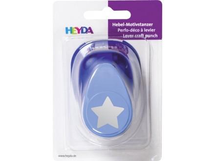CREATIV Dekorativni bušač papira HEYDA 36875-81 zvezda