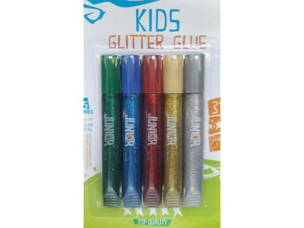 CREATIV craft 131150 glitter glue mix