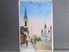 CRKVA-STARI BEČEJ-PRAV. i RIM.KAT. CRKVA-1930  (II-35 )