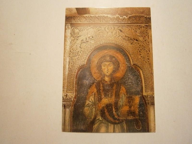 CRKVA Sv. PANTELEJMON:PORTRET Sv. PANTELEJMONA
