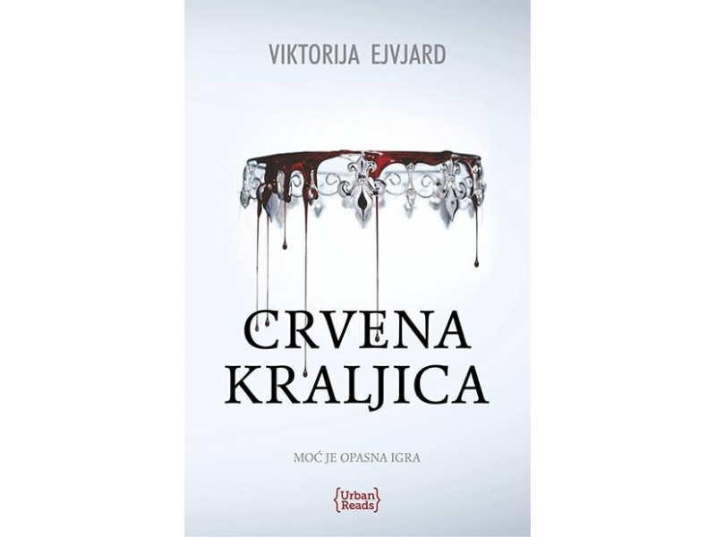 CRVENA KRALJICA I - Viktorija Ejvjard