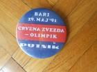 CRVENA ZVEZDA - OLIMPIK, Bari 29. 05. 1991. PUTNIK