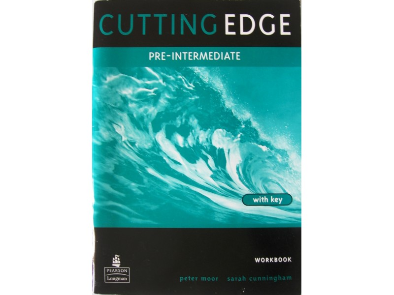 CUTTING EDGE pre-intermediate Workbook