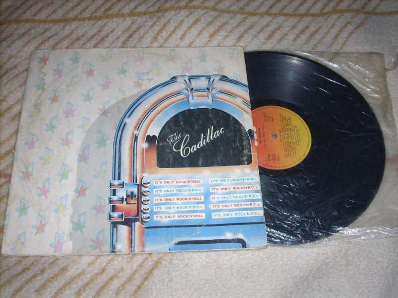 Cadillac, The - It`s Only Rock N Roll