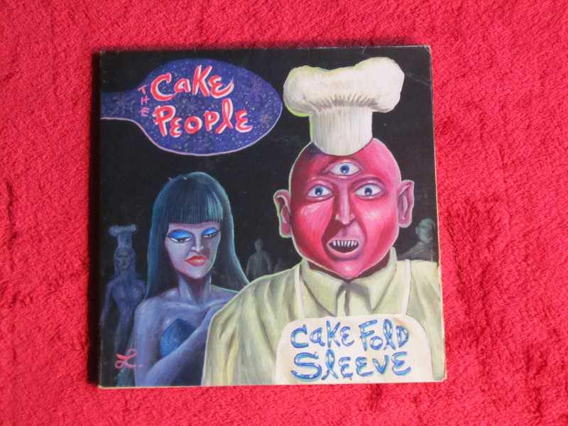 Cake People, The - Cake Fold Sleeve