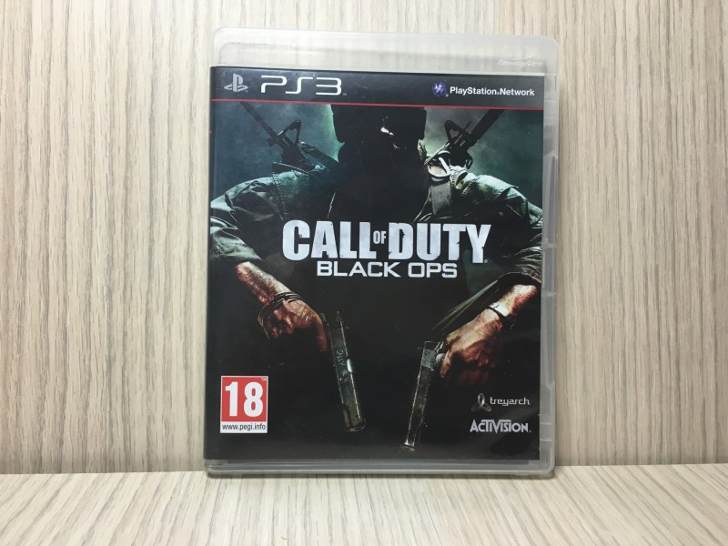 Call Of Duty - Black Ops PS3 Igra
