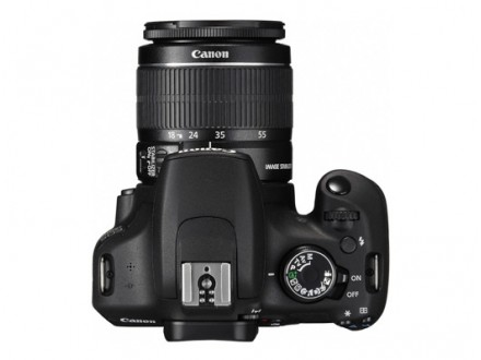 Canon EOS 1200D 18-55mm DC III objektiv
