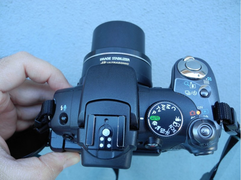 Canon Power Shot S5IS digitalni fotoaparat