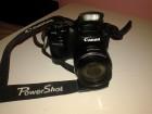 Canon sx500is fotoaparat + futrola