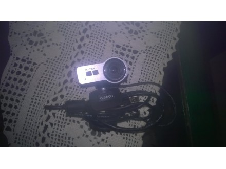 Canyon CNR-FWC120H webcam-720P