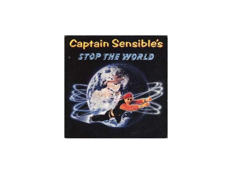 Captain Sensible - Stop The World