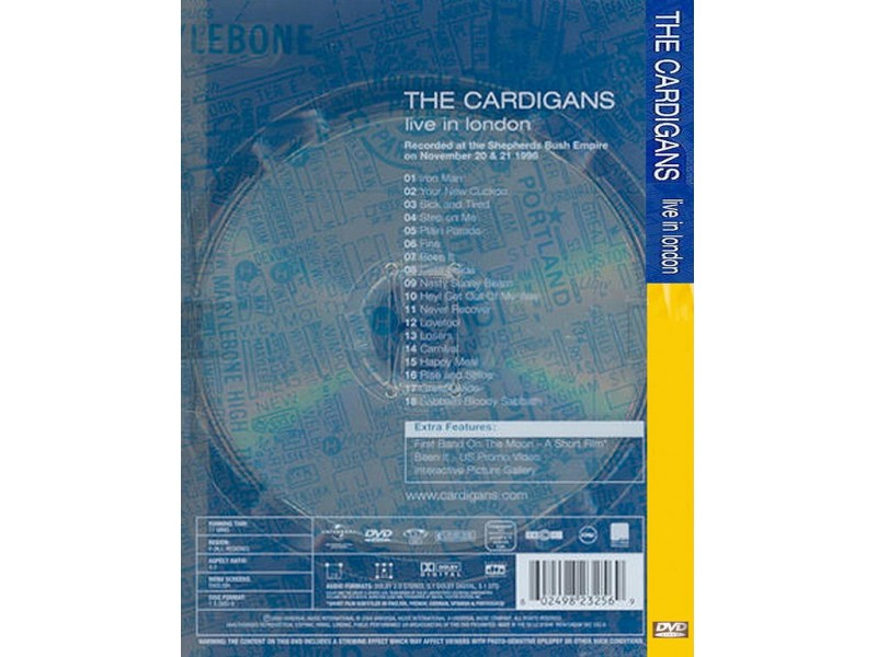 Cardigans, The - Live In London