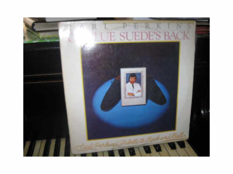 Carl Perkins - Ol` Blue Suede`s Back