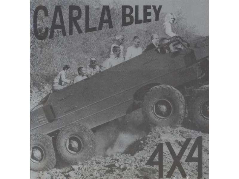 Carla Bley - 4X4