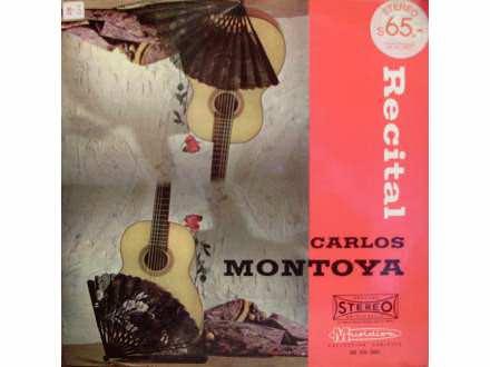 Carlos Montoya - Recital