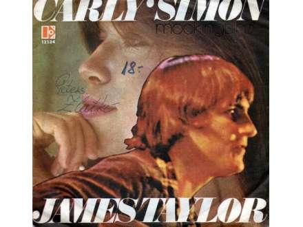 Carly Simon, James Taylor (2) - Mockingbird