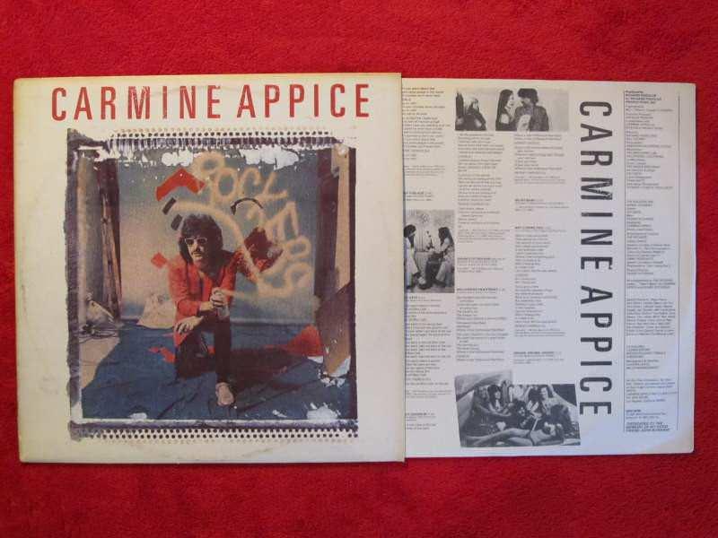 Carmine Appice - Carmine Appice