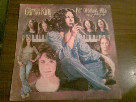 Carole King - Her Greatest Hits - Songs Of Long Ago
