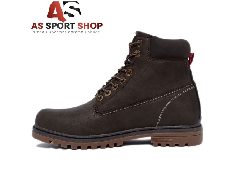 Carrera Nevada Vintage muške braon cipele - As Sport