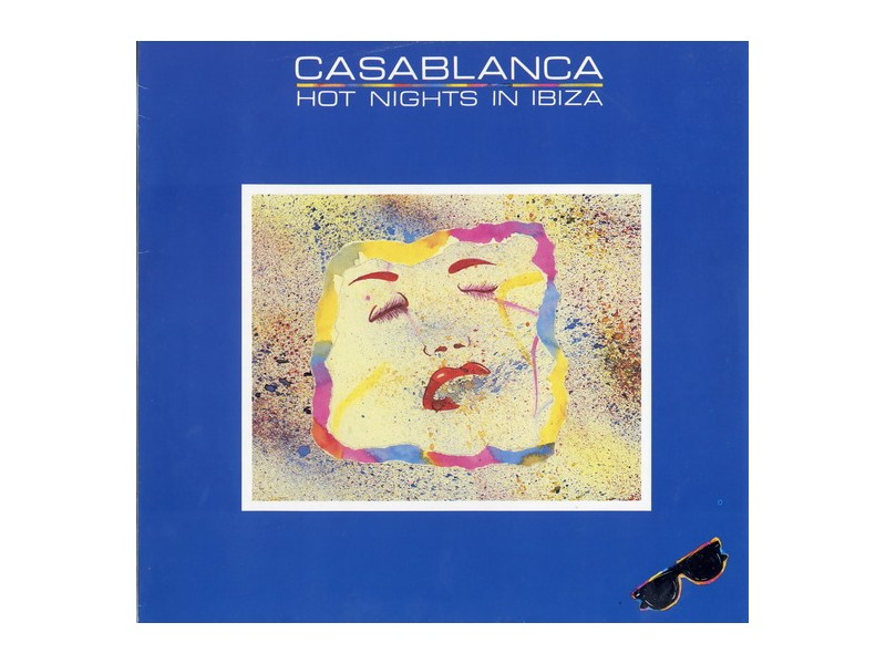Casablanca - Hot Nights In Ibiza Italo disco