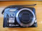 Casio Exilim EX-H20G hybrid gps fotoaparat