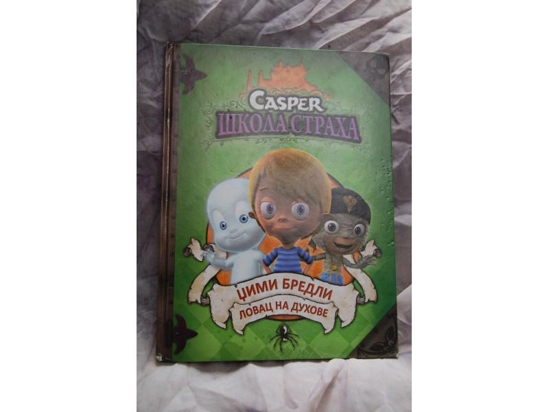 Casper - skola straha - Dzimi Bredli lovac na duhove