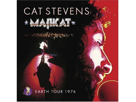 Cat Stevens - Majikat: Earth Tour 1976