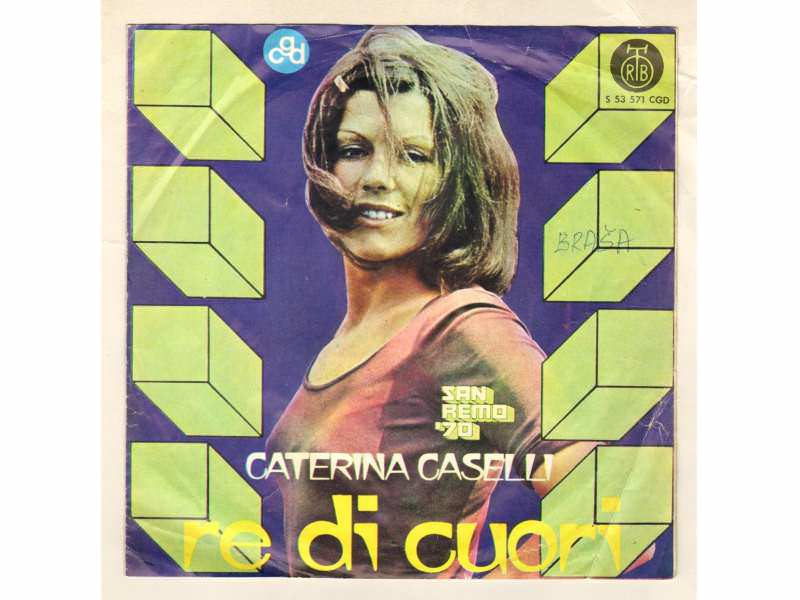 Caterina Caselli - Re Di Cuori