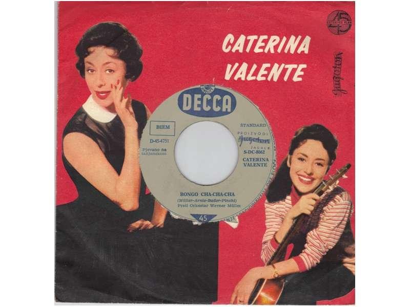 Caterina Valente - Bongo Cha-Cha-Cha