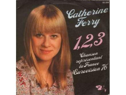 Catherine Ferry - 1, 2, 3