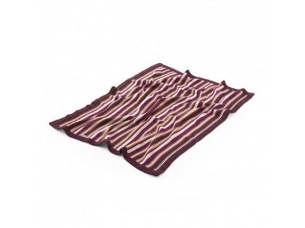 Ćebe za pokrivanje kolica Purple Orange